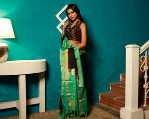 Bangalore Silk Saree - Keya Seth Exclusive