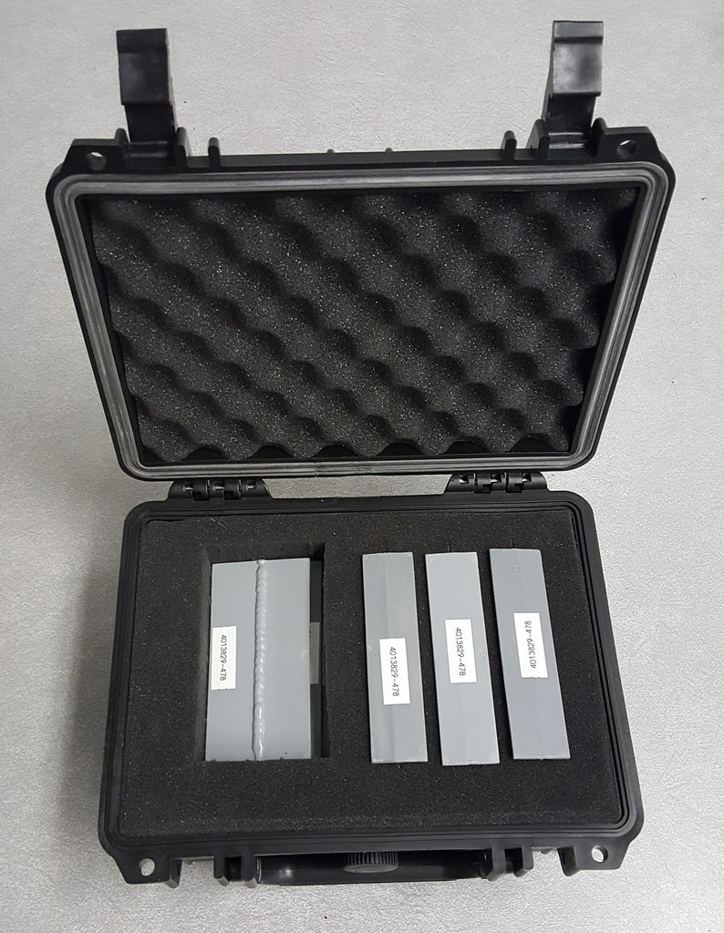 Tough Plastic Carrying Case for AVW-1 Replica Set