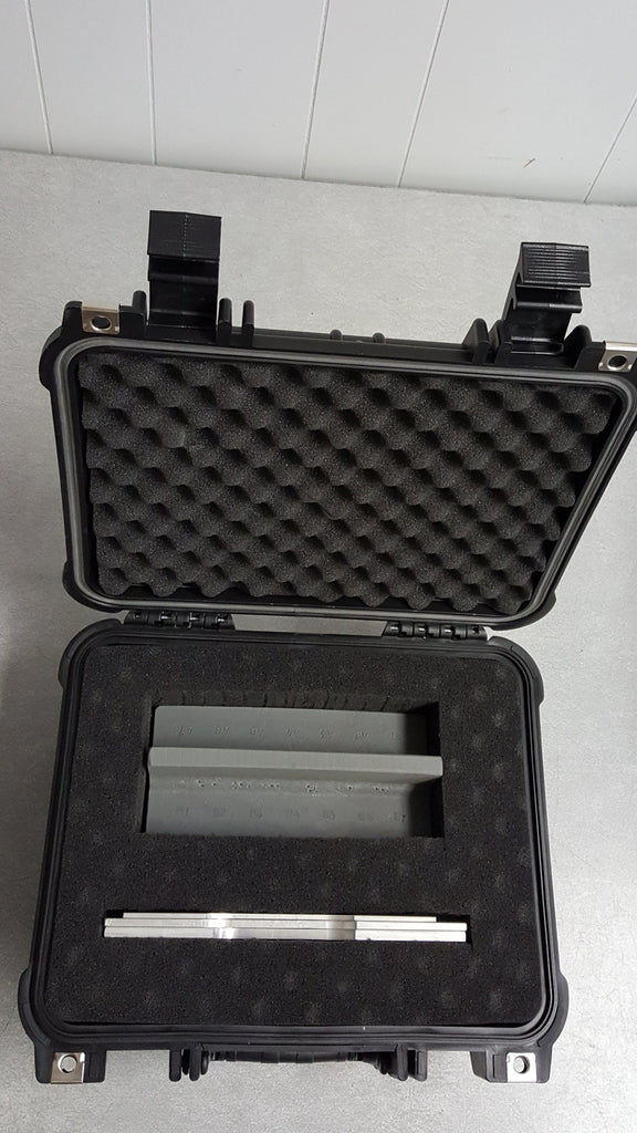 Tough Plastic Carrying Case Medium size for SEQ-1, LGT-1 Replicas