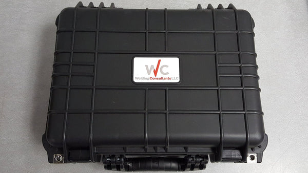 Tough Plastic Carrying Case Large size for SWR-1, PWR-1 Replicas