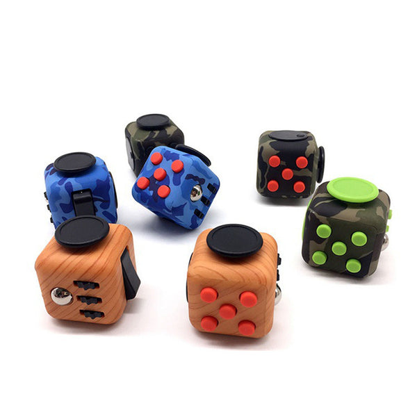 2017 Fidget Cubes Collection