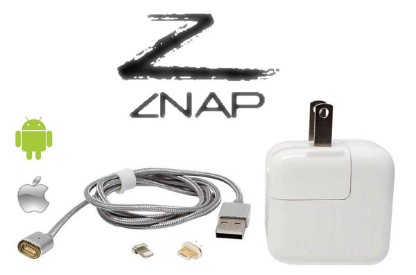 ZNAP - The magnetic USB cable by KWIK
