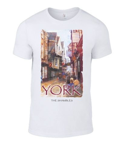 The Shambles, York, T-Shirt - YPC