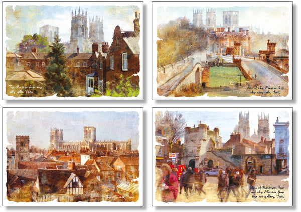 Postcards of York - YPC