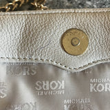 Michael Kors Leather Chain Purse