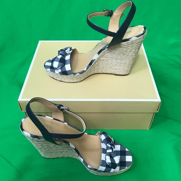 NIB Michael Kors Pippa Wedge 9.5