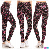 NWT Dream Catcher Yoga Style Leggings OS