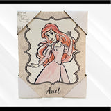 NEW The Little Mermaid Wall Art