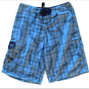 Billabong Surf Board Shorts Size 32