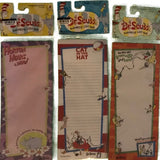 LOT Of 5 Dr Seuss Happy Planner
