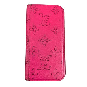 Louis Vuitton Mahina iphone Case 7 8 Folio