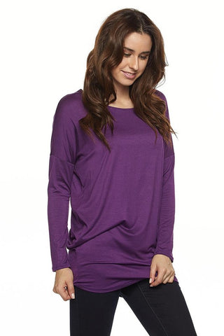 Long Sleeve Batwing Dolman - The Elegant Lace
