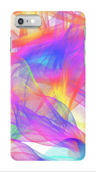 Abstract Neon - iPhone 7/7 Plus Case - AWpaints - 1