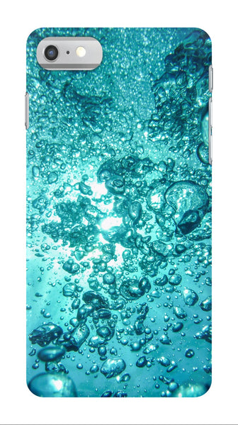 Bubbles Under the Sea - iPhone 7/7 Plus Case - AWpaints - 1