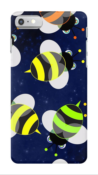 Bees - iPhone 7/7 Plus Case - AWpaints - 1
