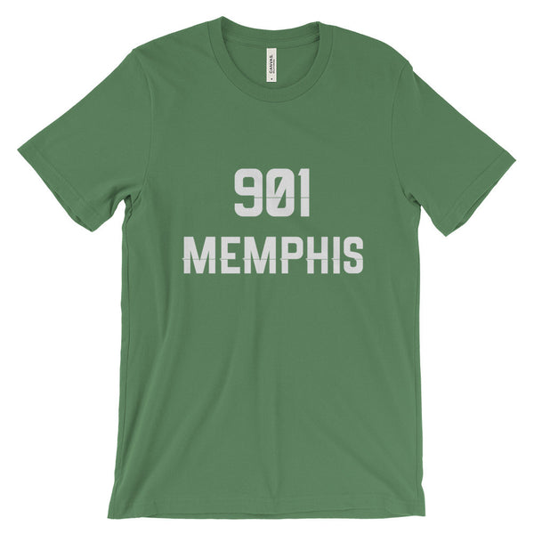 901 Memphis - Men's Short Sleeve T-Shirt - AWpaints - 8