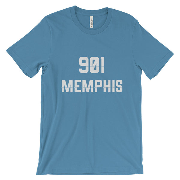 901 Memphis - Men's Short Sleeve T-Shirt - AWpaints - 11