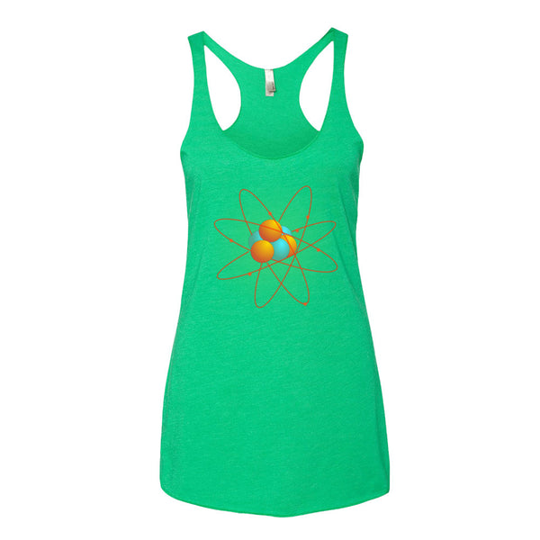 Atom - Women's Tank Top - AWpaints - 1