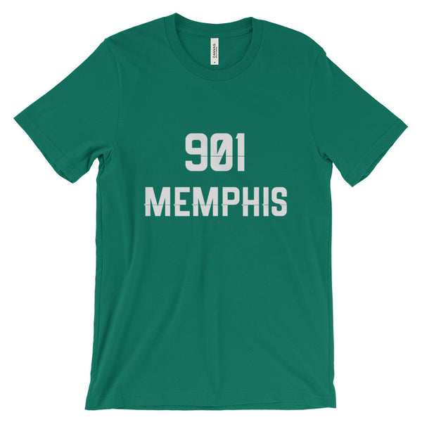 901 Memphis - Men's Short Sleeve T-Shirt - AWpaints - 10