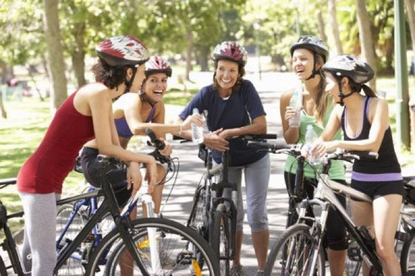 Promotes Social Interaction - Health Benefit Of Cycling Workouts