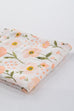 Blush Bloom Swaddle Blanket/Wrap