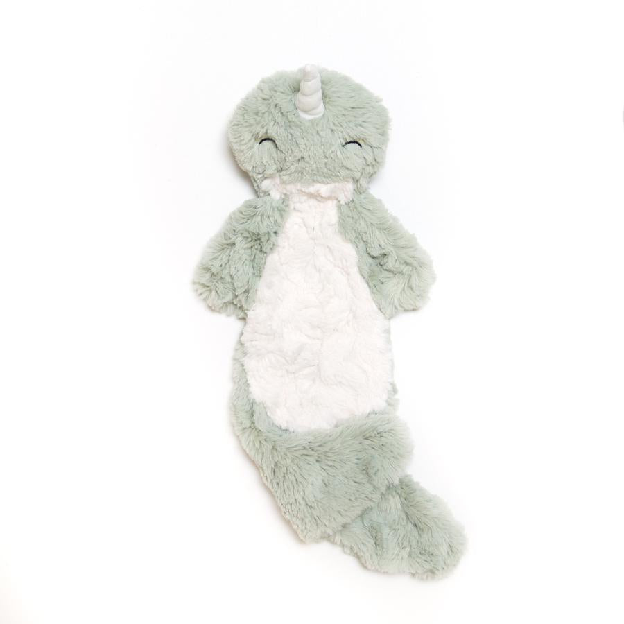 Slumberkins - Narwhal Snuggler. Comfort for your baby and Child. Available in Australia at www.mimiandthebear.com.au