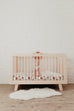 Slow Living Fitted Cot Sheet