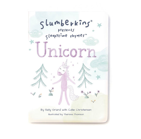 SLEEPYTIME RHYME BOOK | UNICORN