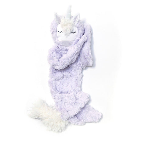 Slumberkins - Unicorn Snuggler Available at Mimi and the Bear. Mindfulness for children.