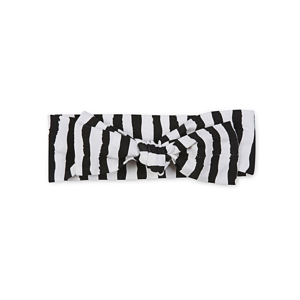 Brushed Lines Girls Headband - Baby/Kids One Size