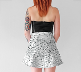 Lines and Dots Skirt