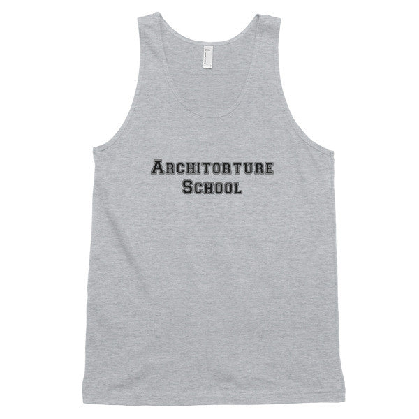 Architorture School Classic tank top