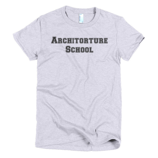 Architorture School - Women's t-shirt