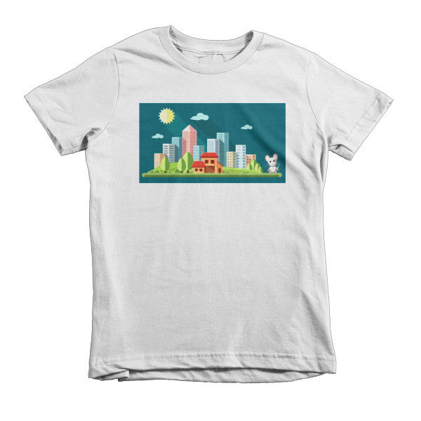 City Mouse - Kids t-shirt