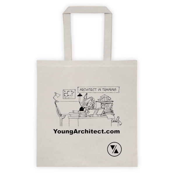 Young Architect Tote bag