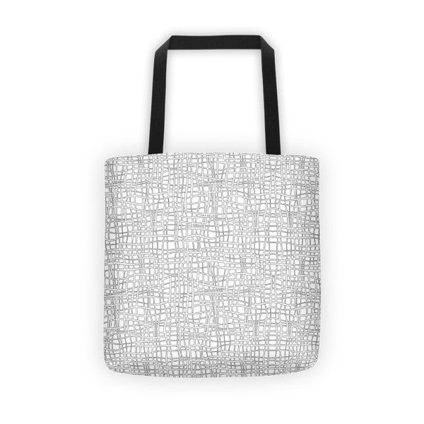 Liney Tote bag