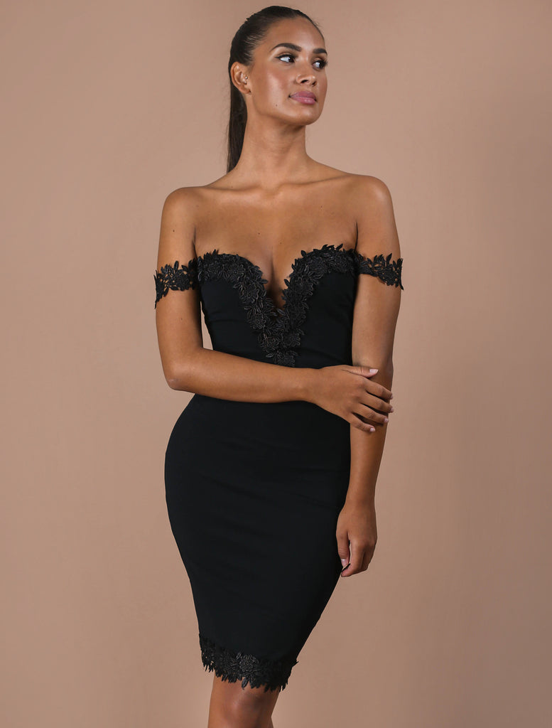 GIANNA black dress