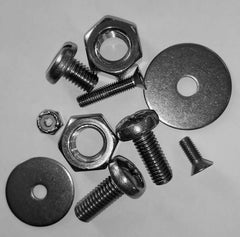 Fastners; Nuts, Bolts, Washers and Fastners