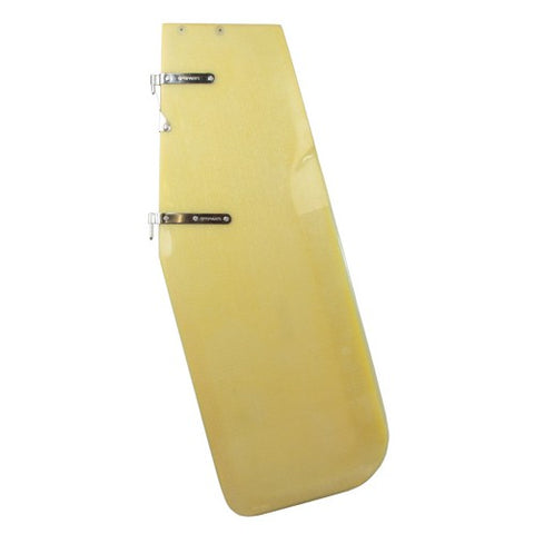 Opti racing rudder by Optiparts