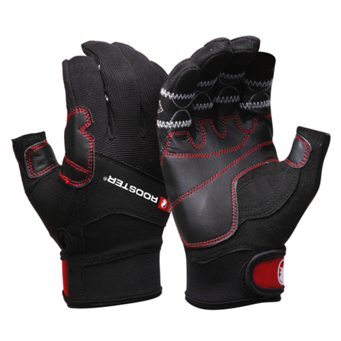 Pro-Race 2-Finger Sailing Gloves by Rooster