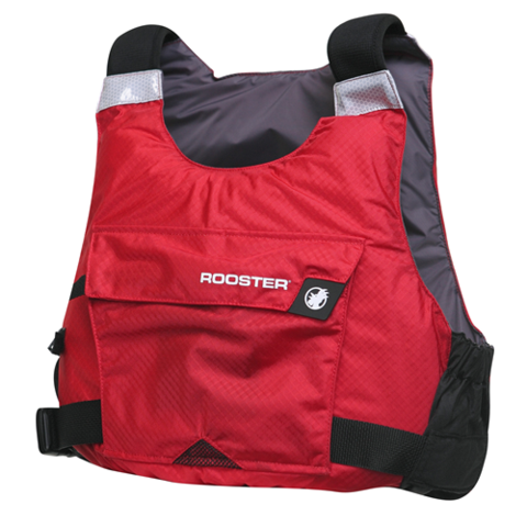 Diamond Graphite life jacket by Rooster Sailing