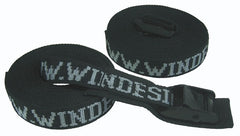 Car Roof Rack Load Straps 25mm x 6 meters; 2 per set by Optiparts EX1447