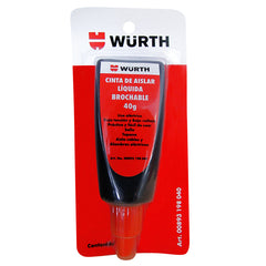 Liquid Electrical Tape by Wurth