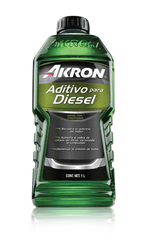 Enzyme Diesel Fuel Treatment Liter 1 Liter Treats 600 liters or 159 gallons by Akron
