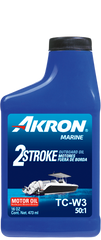 Oil Gas TC-W3 2-Stroke  by Akron