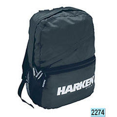 Backpack Lightweight Black by Harken