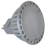 Light-Bulb MR16 LED 10-30v Warm-White
