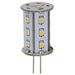 Light-Bulb LED G4 Bottom-Pin 10-30v Compact-Tower Warm-White