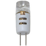 Light-Bulb LED G4 Bi-Pin 10-28v 3w Warm-White