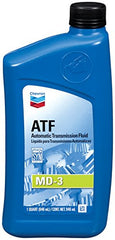 Automatic Transmission Fluid MD-3 Dexron-III (ATF) by Chevron